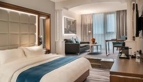 Landmark Amman Hotel & Conference Center - Amman - Bedroom