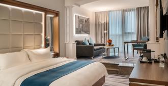 Landmark Amman Hotel & Conference Center - Amman - Phòng ngủ