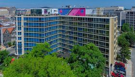畢考酒店及公司宿舍 - 華盛頓 - 建築