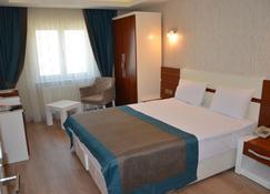 Grand Ahos Hotel & Spa - Ereğli - Slaapkamer