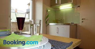Lovely, central apartment with balcony - Innsbruck - Sala de estar