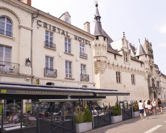 Cristal Hotel Restaurant - Сомюр - Building