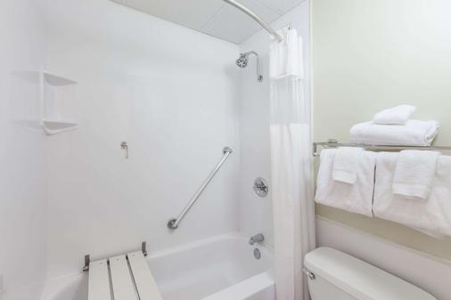 Ramada Plaza by Wyndham Albany - Albany - Phòng tắm
