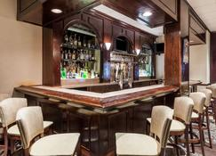 奧爾巴尼華美達廣場酒店 - 阿爾巴尼 - 奧爾巴尼 - 酒吧