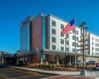 Hilton Garden Inn Foxborough Patriot Place - Foxborough - Building