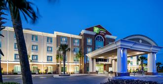 Holiday Inn Express & Suites Florence I-95 @ Hwy 327 - Florence - Building