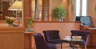 Hôtel Istria Paris - París - Lobby