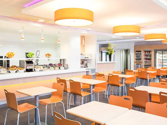Ibis Budget London Whitechapel - Londres - Restaurant