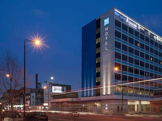 Ibis Budget London Whitechapel - London - Building