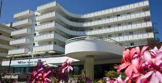Waldorf Palace Hotel - Cattolica - Bygning
