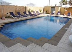 阿里卡迭戈德阿爾馬格羅酒店 - 阿利加 - 阿里卡 - 游泳池
