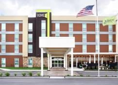 Home2 Suites by Hilton Indianapolis South Greenwood - Indianápolis - Edifício