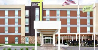 Home2 Suites by Hilton Indianapolis South Greenwood - Indianápolis - Edificio