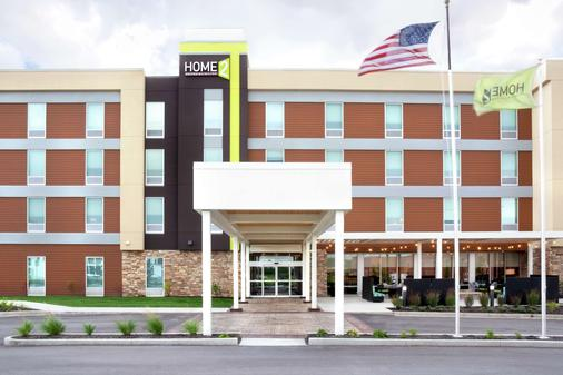 Home2 Suites by Hilton Indianapolis South Greenwood - Indianapolis - Building
