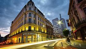 Hotel Capitol - Bucharest - Building