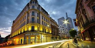 Hotel Capitol - Bucarest - Edificio