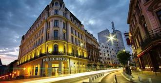 Hotel Capitol - Bukares - Bangunan