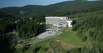 Harmony Club Hotel - Špindlerův Mlýn - Vista esterna