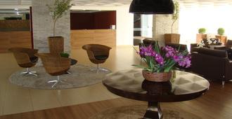 Hotel CTC - Caldas Novas - Resepsjon