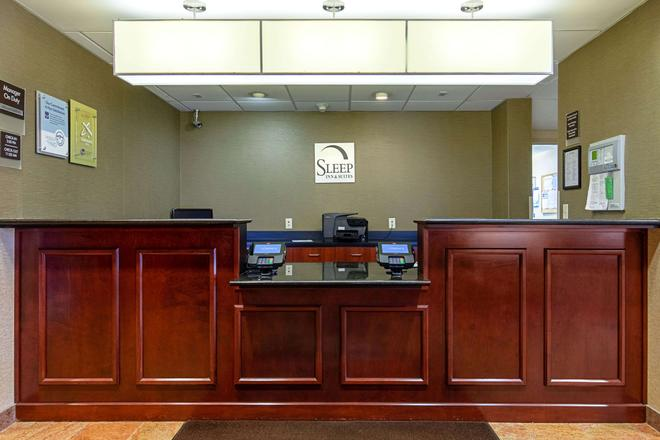 Sleep Inn and Suites Dyersburg I-155 - Dyersburg - Accueil