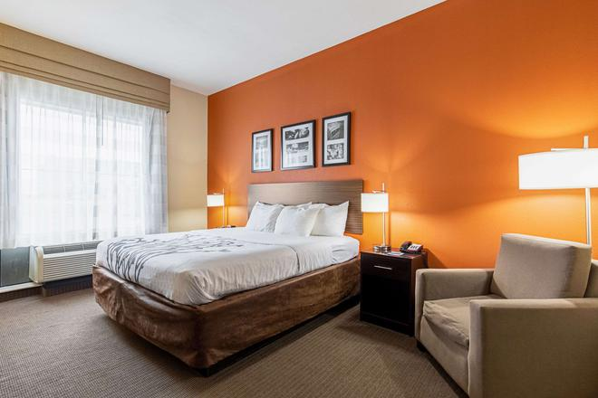 Sleep Inn and Suites Dyersburg I-155 - Dyersburg - Chambre
