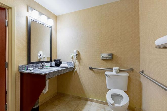Sleep Inn and Suites Dyersburg I-155 - Dyersburg - Salle de bain