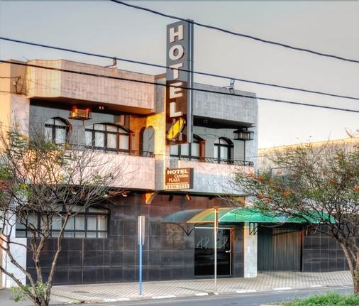 Carolina Plaza Hotel - Uberaba - Gebäude