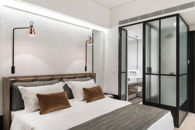 Niki Athens Hotel - Atenas - Habitación