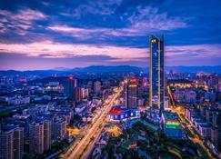 Intercontinental Fuzhou - Fuzhou - Vista del exterior