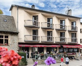 Hotel Du Commerce Logis De France - La Canourgue - Building