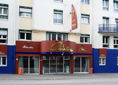 Logis Hotel Center - Brest - Building