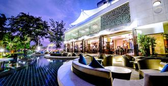 Phuket Graceland Resort And Spa - Patong - Sala de estar