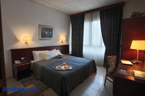 萊昂納多酒店 - 布雷西亞 - 布雷西亞 - 臥室