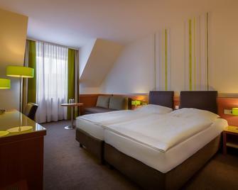 City Hotel Stockerau - Stockerau - Bedroom