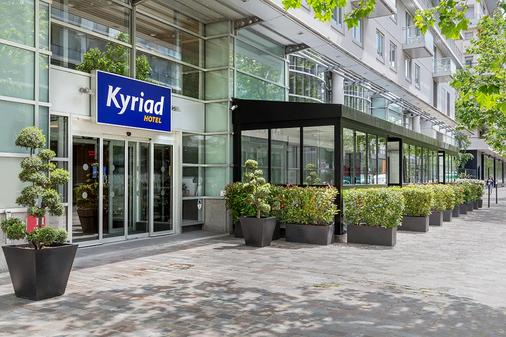 Kyriad Hotel Paris Bercy Village - Paris - Building