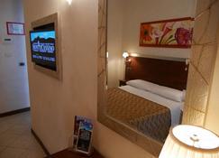 Hotel La Pace - Cassino - Makuuhuone