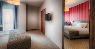 Focus Hotel Premium Gdansk - Gdansk - Bedroom