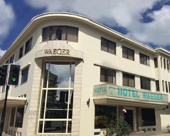 Hotel Waeger - Осорно - Здание