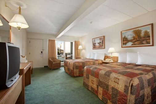 Thriftlodge Niagara Falls at the Falls - Niagara Falls - Bedroom