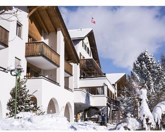 Aparthotel Muchetta - Davos - Gebäude