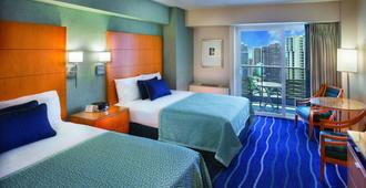 Ala Moana Hotel by Airpads - הונולולו - חדר שינה