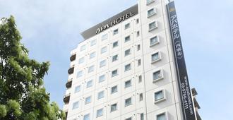 Apa Hotel Nishiazabu - Tokio - Rakennus