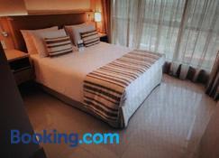 Apt particular Setor Hotelleiro Norte frente Brasilia Shopping - Brasilia - Bedroom