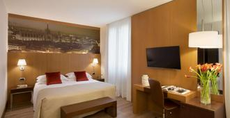 Starhotels Ritz - מילאנו - חדר שינה