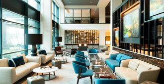 The Hague Marriott Hotel - L'Aia - Area lounge