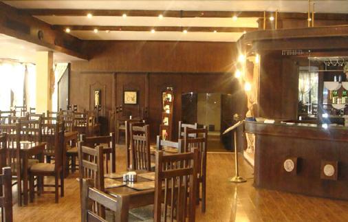 Beirut Hotel - Cairo - Nhà hàng