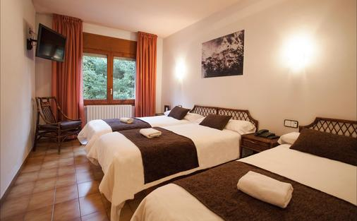 Hotel Marco Polo - la Massana - Bedroom