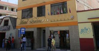 Hotel Bolivar - Tacna - Bâtiment