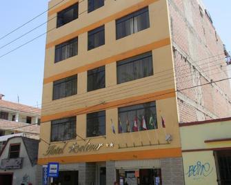 Hotel Bolivar - Tacna - Gebäude
