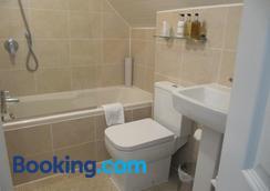 Brigstock House - Llandudno - Bathroom
